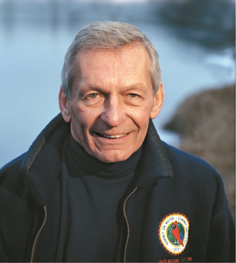 Dr. David Schindler, Ecologist, Limnologist